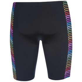 arena Multicolor Stripes Caleçon de bain Homme, black/multi